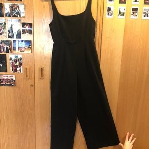 Black Jumpsuit from Princess Polly
